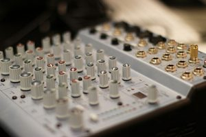 DLC Lab Sound Equipment