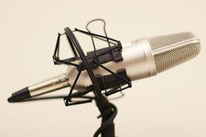 DLC Lab Microphone