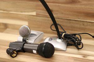DLC Lab Microphones