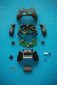 Xbox disassembled