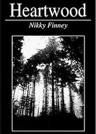 Cover of Nikkey Finney's novel, Heartwood