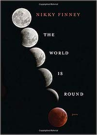 The cover of Nikky Finne's novel, The World is Round